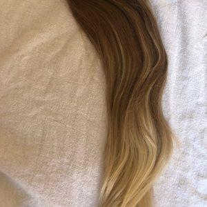 Bellami balayage hair extensions